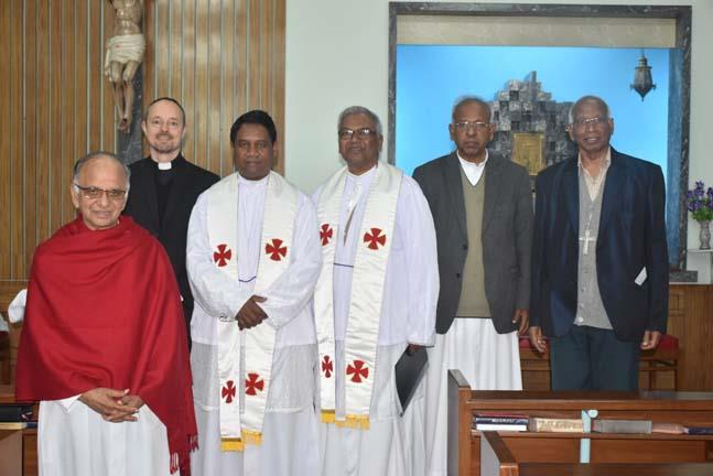 Episcopal Ordination of Msgr. Albert Hemrom