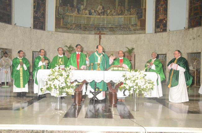 Participation of Rev. Msgr. Henryk Jagodzinski to the National Symposium